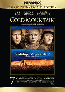 Cold Mountain (DVD, 2011)