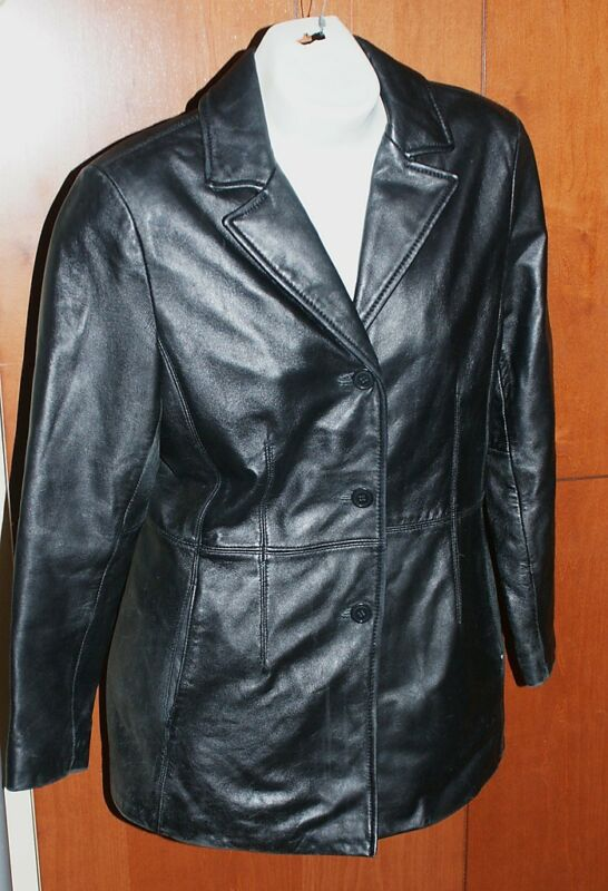 Colebrook Women's Leather Jacket - Clothes, Shoes, Fashion