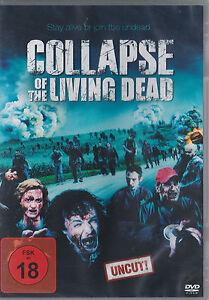 Collapse-of-the-Living-Dead-DVD-Neu-und-originalverpackt-in-Folie
