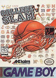 College Slam  (Nintendo Game Boy, 1996)