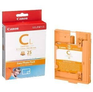 Color Ink Cartridge (E-C25L) for Canon P...