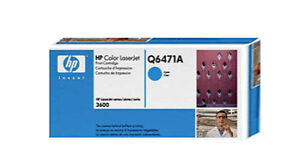 Color Toner Cartridge (Q6471A3) for Hewl...