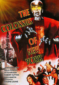 The Colossus of New York (DVD, 2011)