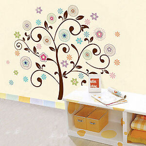 Decal Art Vinyl Nursery Stickers Removable Baby Decor DIY AU | eBay