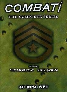 Combat! - The Complete Series (DVD, 2005...