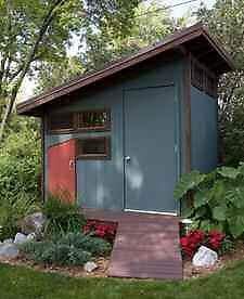 Combination Wooden Playhouse And Shed Plans 6x6 Diy Pdf