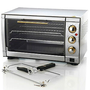 ... Performance Convection Rotisserie Countertop Oven 33 LITER~STAINLES S