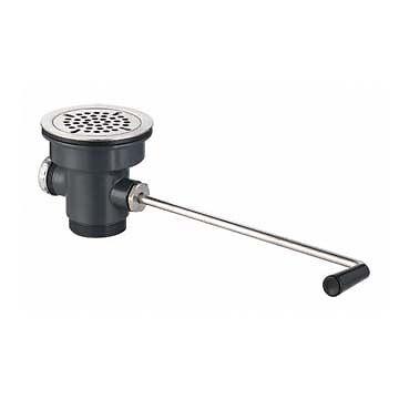 item description twist action lever drain 3 1 2 drain opening 2 ...