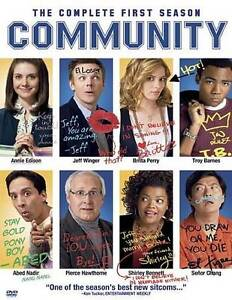 Community: The Complete First Season - DVD - 3-Disc Set Joel McHale Chevy Chase in DVDs & Movies, DVDs & Blu-ray Discs | eBay