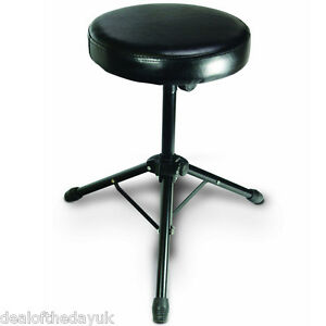 Comp Pro Folding Music Guitar Keyboard Drum Stool Rock