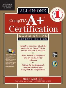 CompTia A+ Certification by Michael Meye...