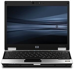 "Compaq EliteBook 2530P 12.1"" (120 GB, In..."