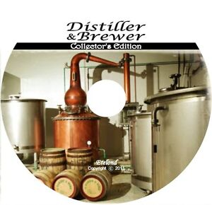 Complete Distiller How To Make Alcohol Moonshine Whiskey