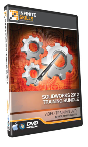 Complete Solidworks 2012 Tutorial Video - Training DVD Bundle - 19 Hours in Computers/Tablets & Networking, Manuals & Resources | eBay