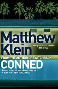 Conned by Matthew Klein (Paperback, 2007...