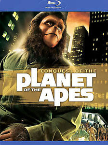 Conquest of the Planet of the Apes (Blu-...