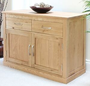 conran solid oak furniture sideboard small living dining