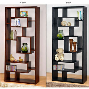 Bookcases Online Contemporary Style Bookcase Display