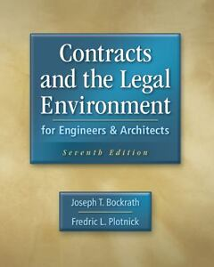 Contracts and the Legal Environment for ...