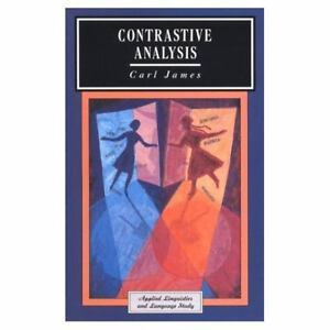 Contrastive Analysis by Carl James (1986...