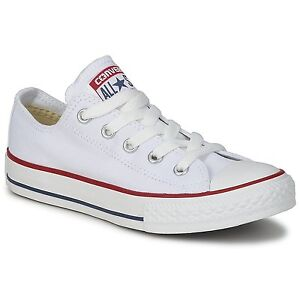 converse chucks all star optic white wei herren damen sneaker neu ebay. Black Bedroom Furniture Sets. Home Design Ideas