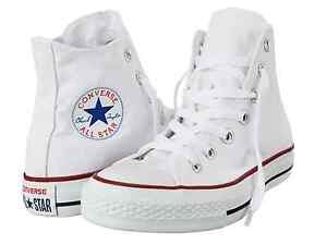 Converse-Chucks-All-Star-White-M7650-35-53-Weiss-Neu-Klassiker
