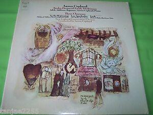 Copland-Addison-Twelve-Poems-of-Emily-Dickinson-CBS-Masterworks-LP