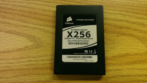 Corsair Extreme X256 256 GB CMFSSD-256D1 SSD Solid State Drive in Computers/Tablets & Networking, Drives, Storage & Blank Media, Hard Drives (HDD, SSD & NAS) | eBay