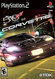 Corvette  (Sony PlayStation 2, 2004)