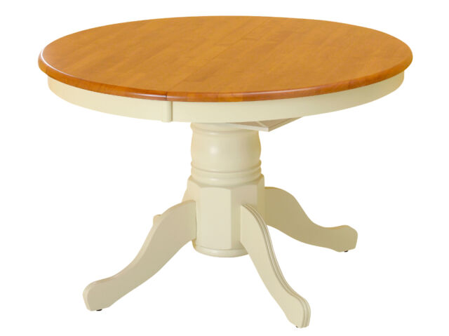 Cotswold Round Butterfly Extending Pedestal Dining Table