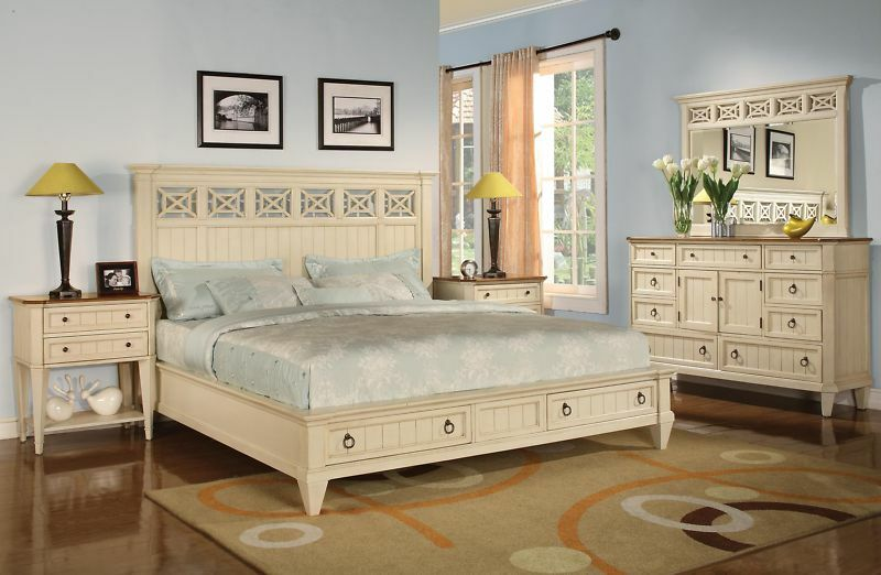 White Cottage Bedroom Furniture 800 x 522