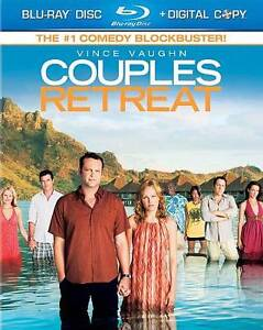 Couples Retreat (Blu-ray Disc, 2010, Inc...