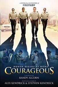 Courageous by Randy Alcorn (2011, Paperb...