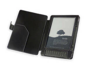 "Cover-Up Amazon Kindle DX 9.7"" Leather Book Style Case in Books, Accessories, Book Covers 