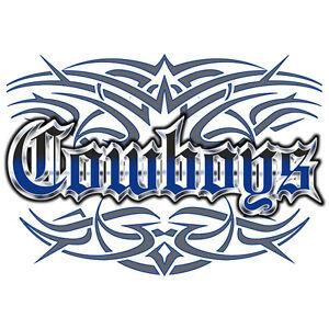 Cowboys Tattoo Style T Shirt s M L XL 2X 3X Men Women'S  eBay