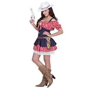 cowgirl selina damen kost m western cowboy kleid auswahlgr en s m l xl ebay. Black Bedroom Furniture Sets. Home Design Ideas