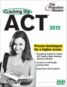 Cracking the ACT with DVD, 2012 Edition ...