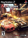 Crash 'N' Burn  (Sony PlayStation 2, 200...