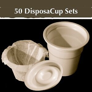 Create K-Cups for Keurig - 50 Disposa Cups,Lids,& Filters - Make Your Own K-Cups in Home & Garden, Food & Wine, Coffee | eBay