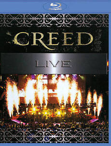 Creed: Live (Blu-ray Disc, 2011)