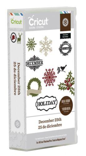 Cricut Teresa Collins December 25 Cartridge ** NEW RELEASE ** Nativity, Santa in Crafts, Scrapbooking & Paper Crafts, Scrapbooking Tools | eBay