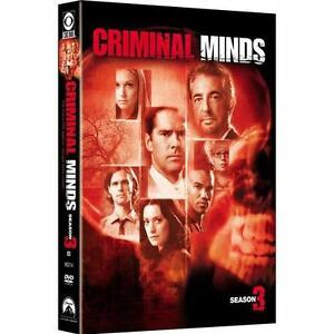 Criminal Minds - The Complete Third Seas...