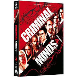 Criminal Minds: Season 4 (DVD, 2009, 7-D...