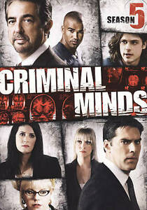 Criminal Minds: Season 5 (DVD, 2010, 6-D...