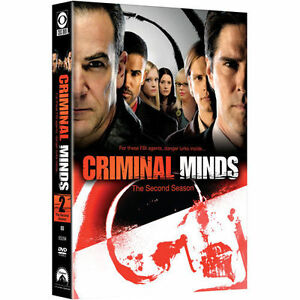 Criminal Minds: The Second Season (DVD, ...