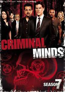 Criminal Minds: The Seventh Season (DVD, 2012, 6-Disc Set) in DVDs & Movies, DVDs & Blu-ray Discs | eBay