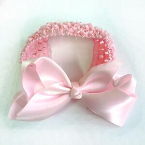 Stretchy Wedding Bands >> Headbands - New, Baby, Wedding, Crochet, Flower | eBay