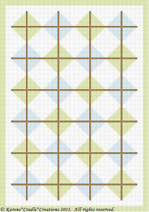 How to Knit Argyle Patterns | eHow