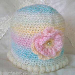 How to Crochet a Baby Beanie | eHow
