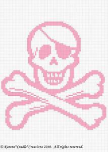 Crochet Crossbones Pattern Skull | Crochet Guild